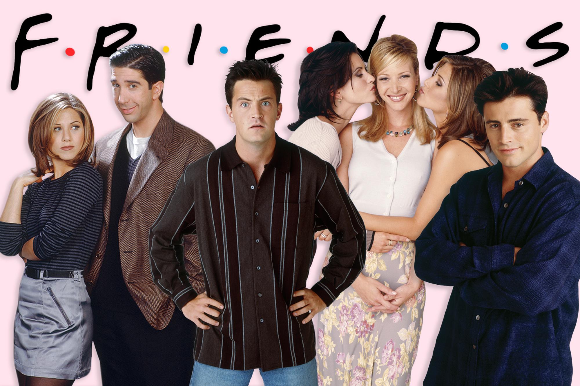 lorindale comedy friends
